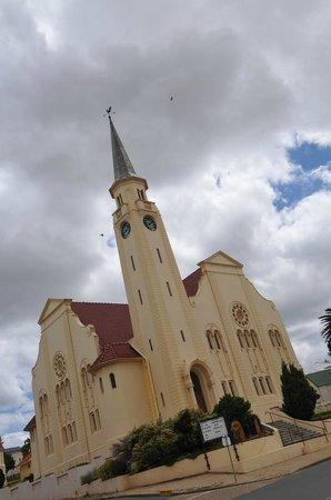 Napier, South Africa: The historic NG Kerk