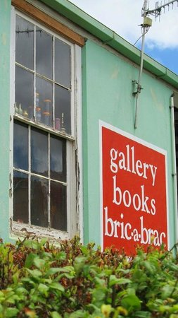 Napier, South Africa: Somewhere to browse