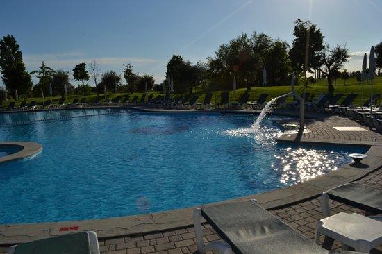 Parc Hotel : piscina
