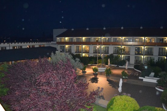 Parc Hotel : Hotel di sera