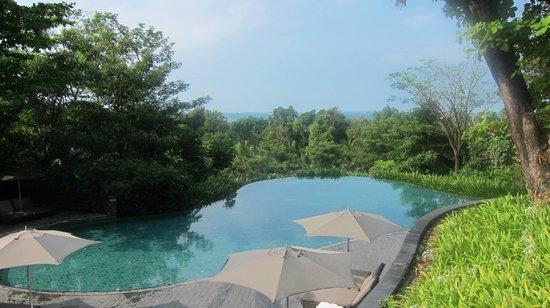 คาเปลลา สิงคโปร์: pool