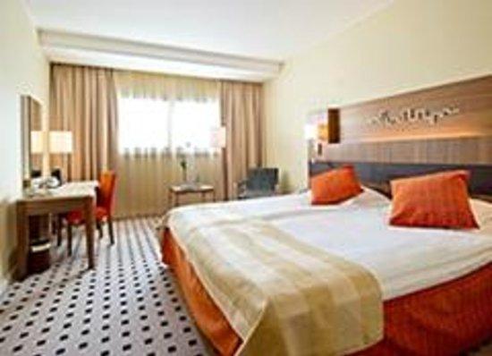 Radisson Blu SkyCity Hotel, Arlanda Airport: Standard room Urban style
