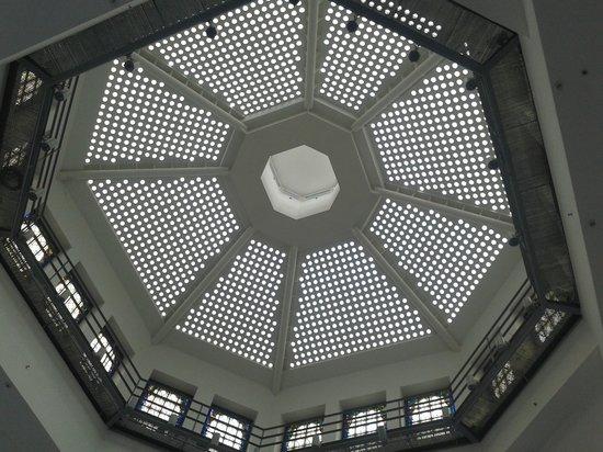 La Ribera Market: cúpula