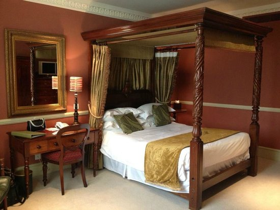 The Gore Hotel: Luxury double room