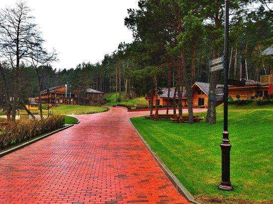 Курорт IDW Esperanza Resort: территория