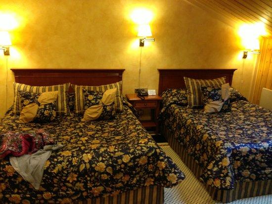 IDW Esperanza Resort: кровати