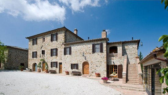 Agriturismo I Pianelli: The house