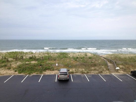 Holiday Inn Express Nags Head Oceanfront: 3RD FLOOR, OCEANFRONT ROOM