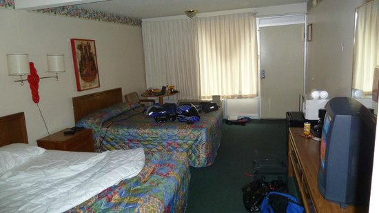 Dogwood Motel : Room