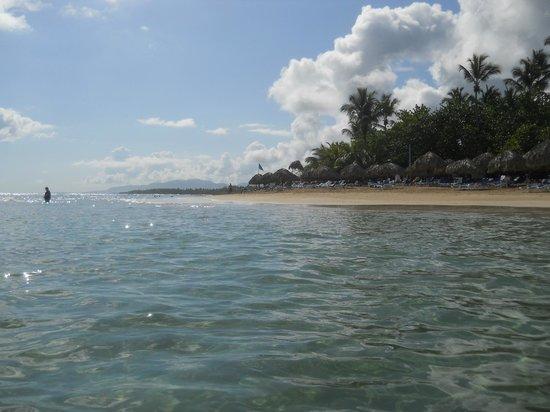 Grand Bahia Principe El Portillo: Plage