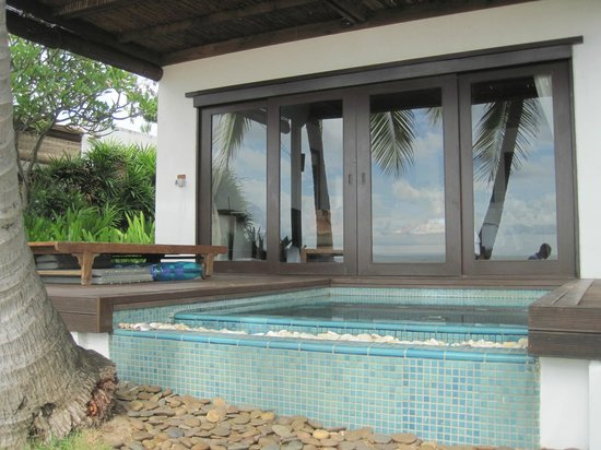 Aleenta Hua Hin Resort & Spa: Palmpool villa pool - very refreshing