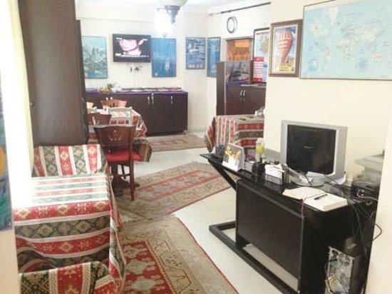 Hotel Buhara: Lobby