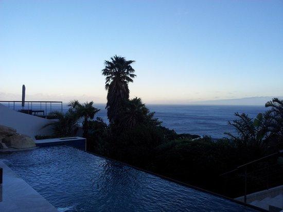 Atlanticview Cape Town Boutique Hotel: view
