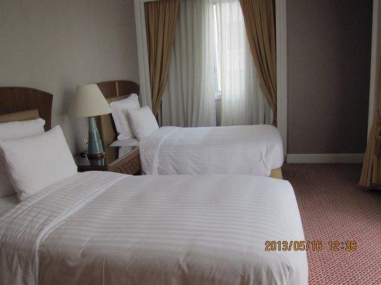 Mayfair, Bangkok - Marriott Executive Apartments: Bedroom 1
