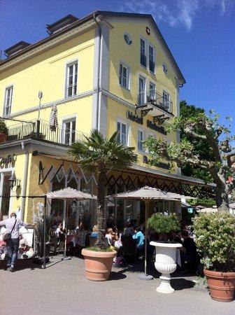 Hotel Helvetia: Hotel