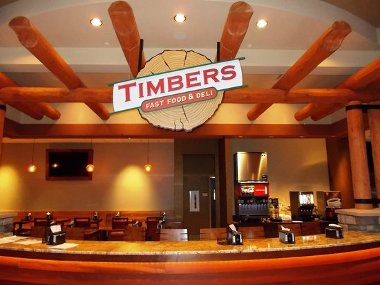 Four Winds Casino: Timbers Fast Food & Deli