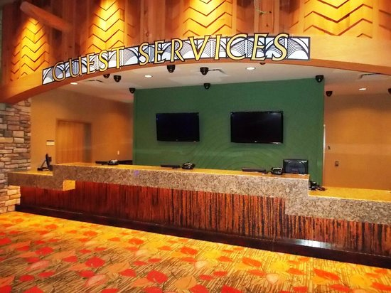 Four Winds Casino: Guest Services
