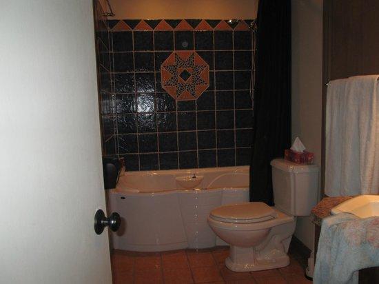 Domaine Ste-Agathe Resort: salle de bains (2 salles de bain) - très propre