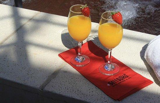 5411 Soho Hotel Boutique & Spa: El Edén