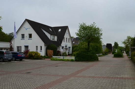 Hotel Ostfriesland garni: Hotelansicht