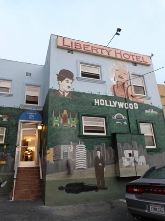 Hollywood Liberty Hotel : Hotel
