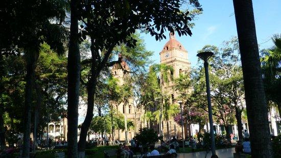Hotel Asturias : Santa Cruz Main Square