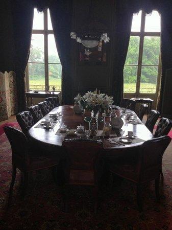 Chateau de la Jumelliere : Beautiful Dining Room