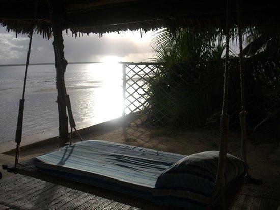 Manda Bay: Beach Front Room