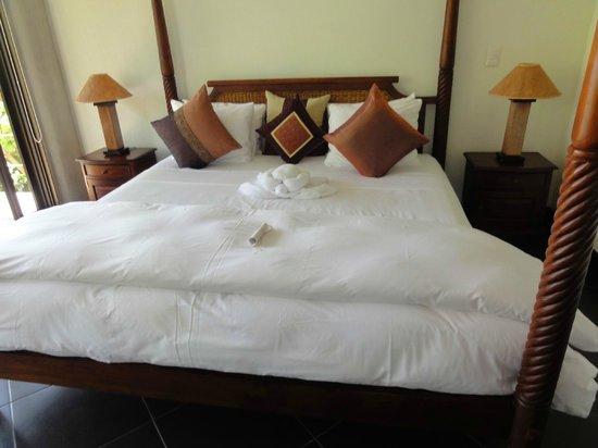 Villa Perezoso: one of the bedroom
