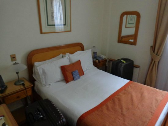 Presidente Hotel Santiago: Quarto