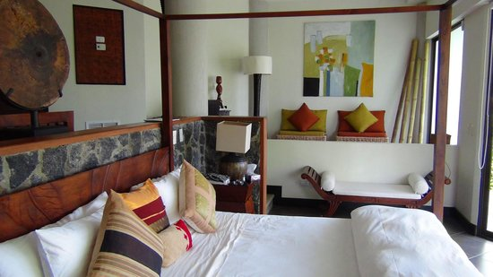 Villa Perezoso : master bedroom
