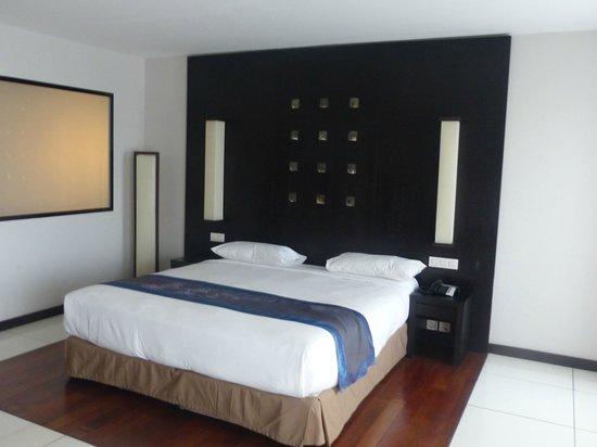 Hotel Tahiti Nui: chambre Tahiti Nui