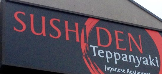 Sushi Den: Good food ahead