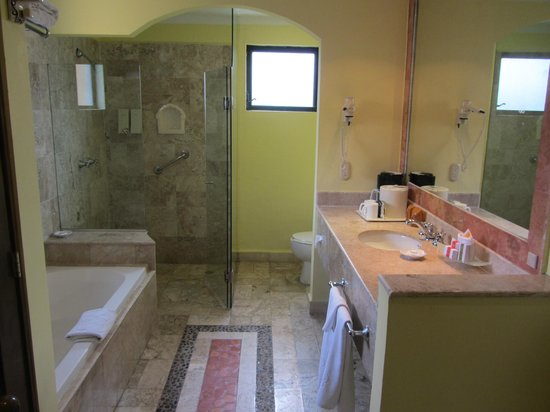 Occidental Cozumel: The Bathroom