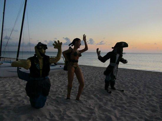 Occidental Cozumel: Diving center