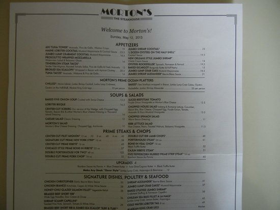 Photo of American Restaurant Morton's The Steakhouse - Toronto at 4 Avenue Rd, Toronto, ON M5R 2E8, Canada