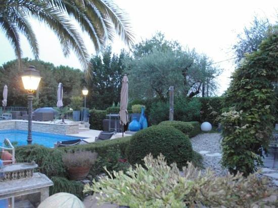Villa Cedria : Een onderschrift toevoegen