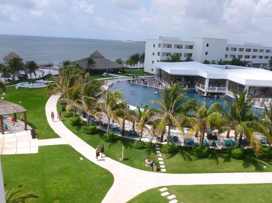 Grounds Picture Of Secrets Silversands Riviera Cancun