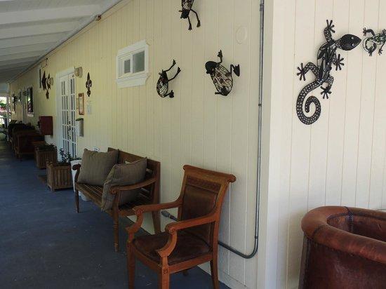 Chalet Kilauea: Lokahi Lodge