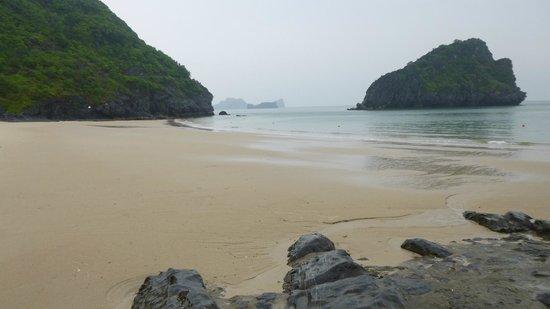 Catba Sunrise Resort : Malerische Bucht :-)