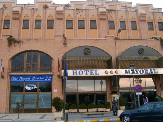 Hotel Mayoral: hotel