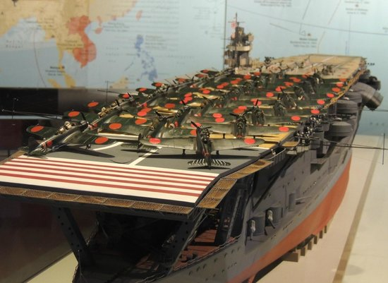 USS Arizona Memorial/World War II Valor in the Pacific National Monument: Museum