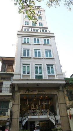 Anise Hotel: Außenansicht