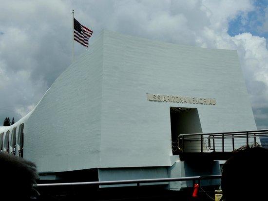 USS Arizona Memorial/World War II Valor in the Pacific National Monument: Memorial