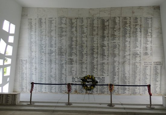 USS Arizona Memorial/World War II Valor in the Pacific National Monument: Memorial