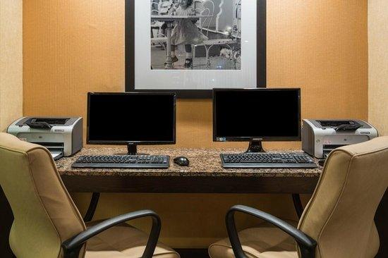 Hampton Inn Ft. Lauderdale-Commercial Blvd.: Business Center