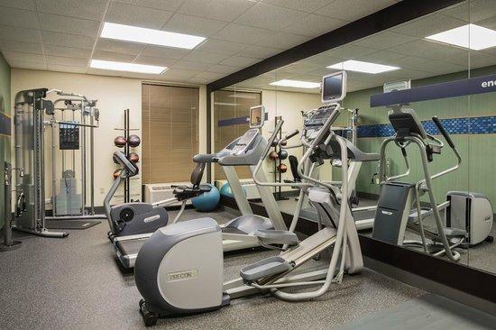 Hampton Inn Ft. Lauderdale-Commercial Blvd.: Fitness Center