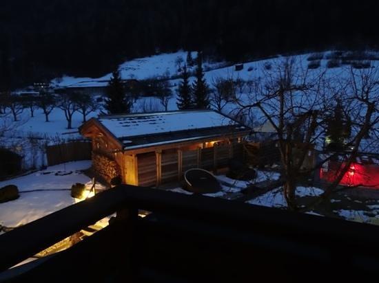 Hotel Riederhof: le sauna