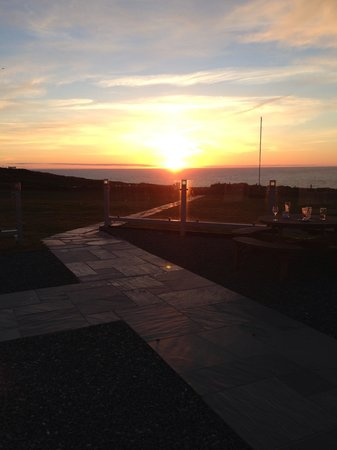 Elements Hotel: 'Sunset' at Elements, Bude