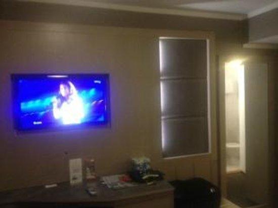 Bergstadens Hotel: Room